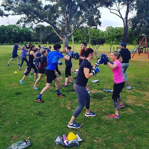 OUTDOOR BOOTCAMPS MELBOURNE