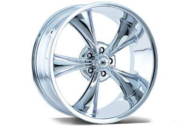 RIDLER 695 CHROME 20X8.5 5-120.65 $220