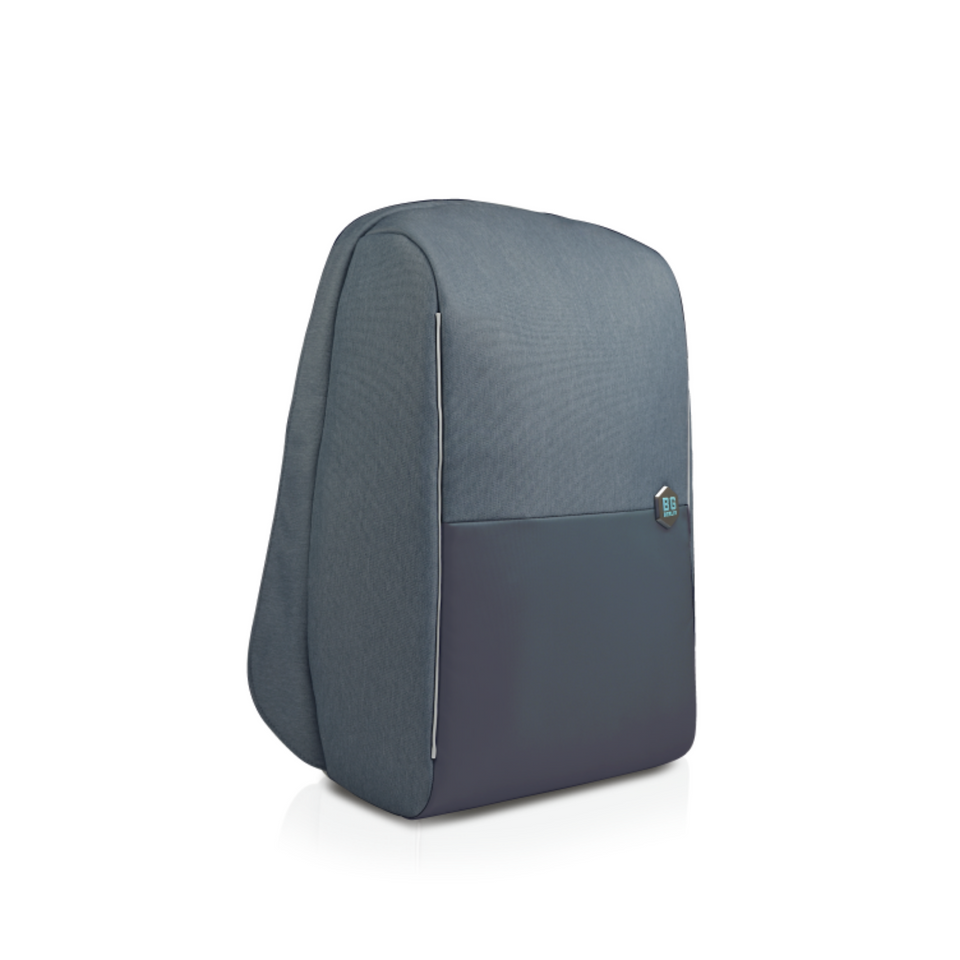 MetroBag anti-theft backpack – Dark Grey