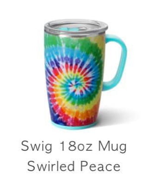 Open image in slideshow, Swig Mug