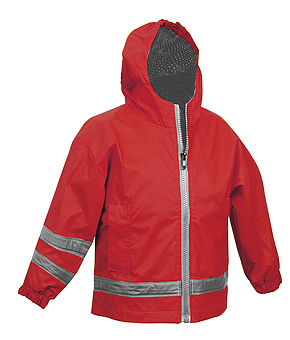 Open image in slideshow, Children's Charles River Raincoat