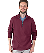 Open image in slideshow, Charles River Crosswind Quarter Zip Sweatshirt