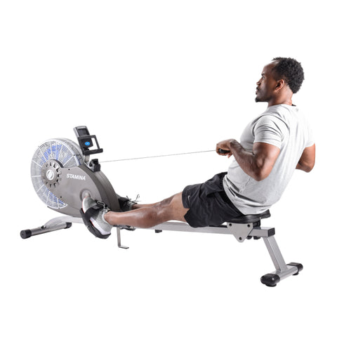 Image of Machine à ramer ATS AIR ROWER de Stamina