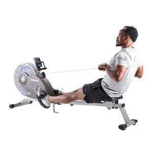 Machine à ramer ATS AIR ROWER de Stamina