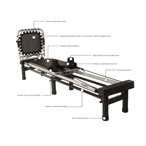Image of AeroPilates Reformer 266