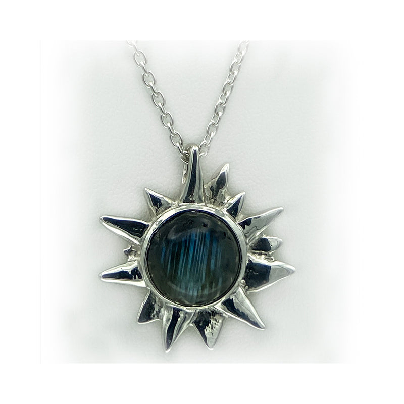 JimeyeDesign Starburst Pendant/Necklace.