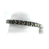 14K Pave Eternity Diamond Band
