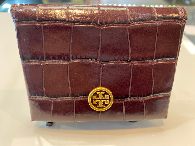 Tory Burch Slim Card Wallet