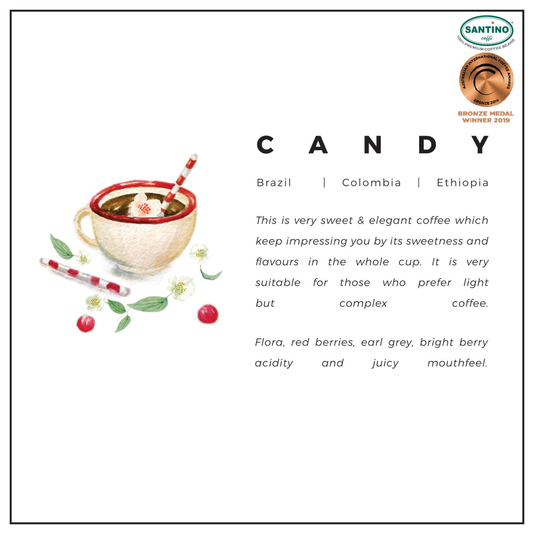 Candy Specialty Blend