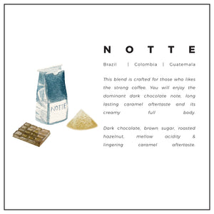 Notte Specialty Blend