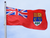 Historical Canadian Red Ensign (1921 - 1957) Polyknit Flag