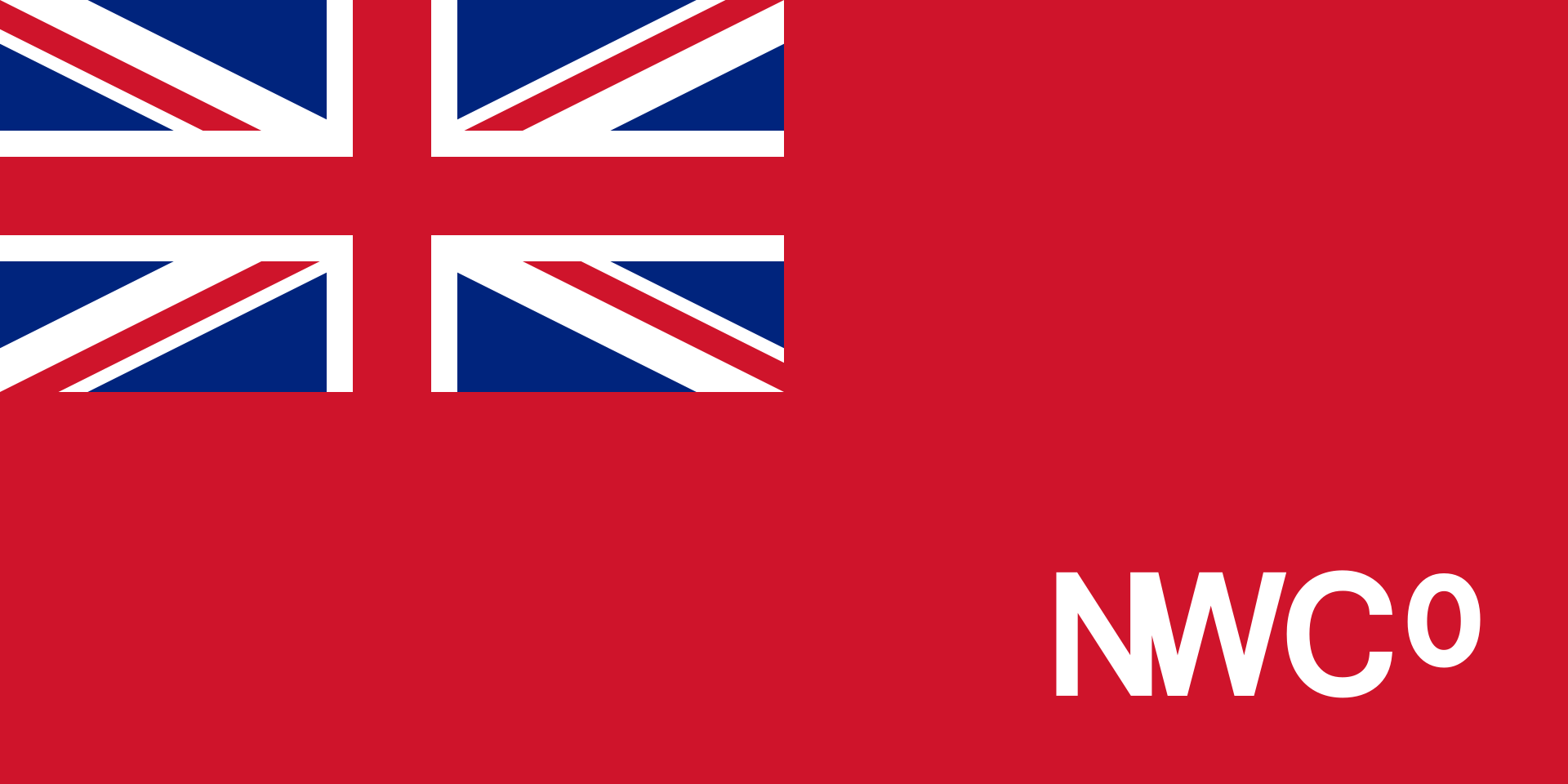North West Company Flag