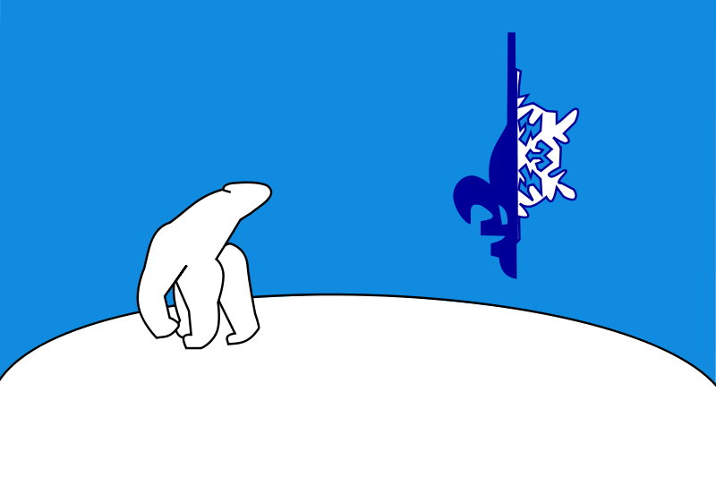 Franco-Ténois Flag