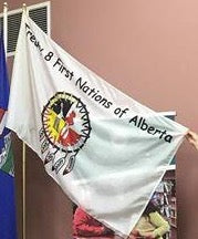 Treaty 8 Confederacy First Nations Flag