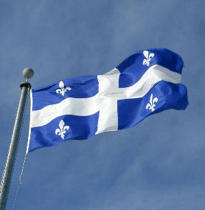 Blue Metis Flag
