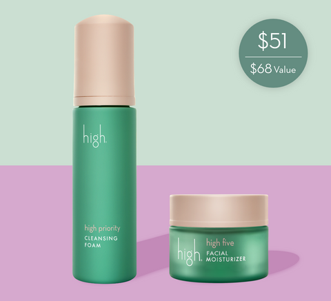 high hydration value duo from High Beauty