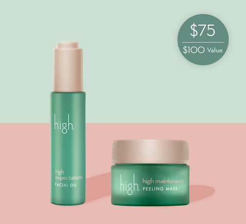 high renewal value duo from High Beauty