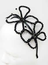 Load image into Gallery viewer, CRYSTAL BUTTERFLY HEADBAND