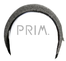 Load image into Gallery viewer, SOLID RIBBED KNIT PADDED HEADBAND