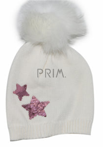 STAR FLIPPY SEQUIN HAT