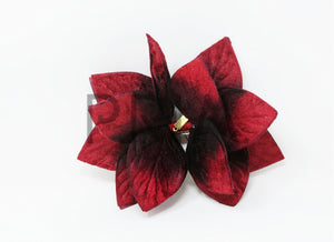 VELVET BLOSSOMS HAIRPIN