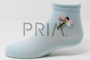 DRAGONFLY ANKLE SOCK