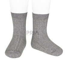 Load image into Gallery viewer, CONDOR RIBBED COTTON SOCK