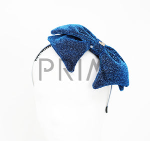 LUREX BOW HEADBANDS