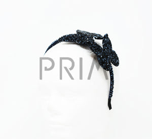 CRYSTALLIZED BUTTERFLY HEADBAND