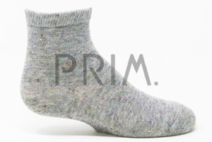 SPECKLED ANKLE SOCK