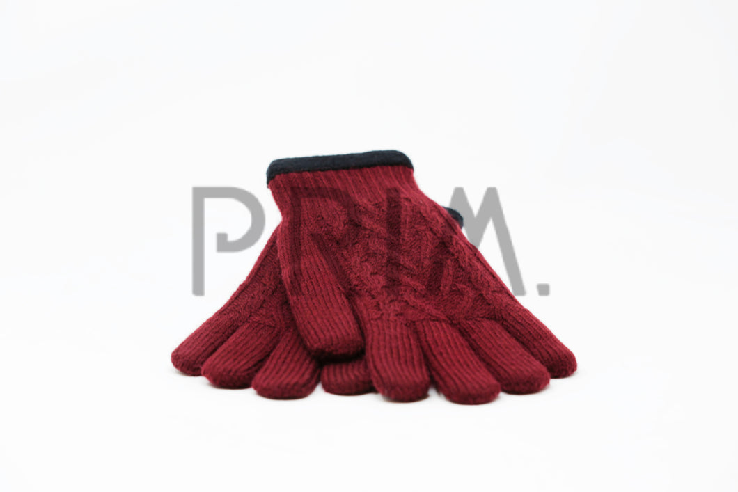 WATERPROOF KNIT GLOVE