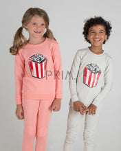 Load image into Gallery viewer, TEELA 2 PIECE POPCORN PJS