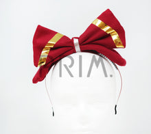 Load image into Gallery viewer, COLORED FOILS BOW HEADBAND