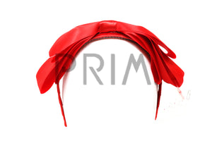 HEATHER SATIN HEADBAND