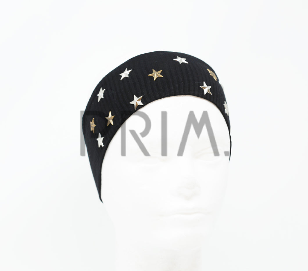 METAL STARS JUNIOR HEADWRAP