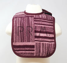 Load image into Gallery viewer, APRON STRINGS STRIPE BIB