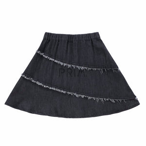 PC FRINGED SKIRT