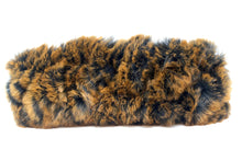Load image into Gallery viewer, REVERSIBLE FUR EAR WARMER