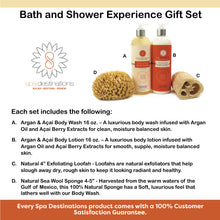 Load image into Gallery viewer, THE BATH AND SHOWER EXPERIENCE GIFT SET