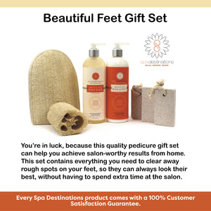 THE BEAUTIFUL FEET GIFT SET