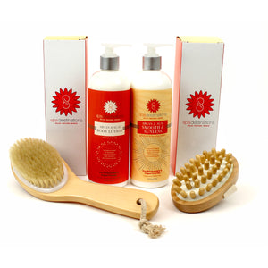 THE LUXURY BODY CARE GIFT SET