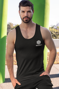 Official Tank <br> <i><small> Black  </small></i>