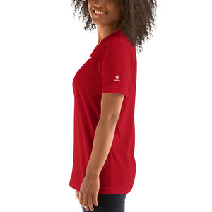 Prime tee <br> <i><small> Red </small></i>