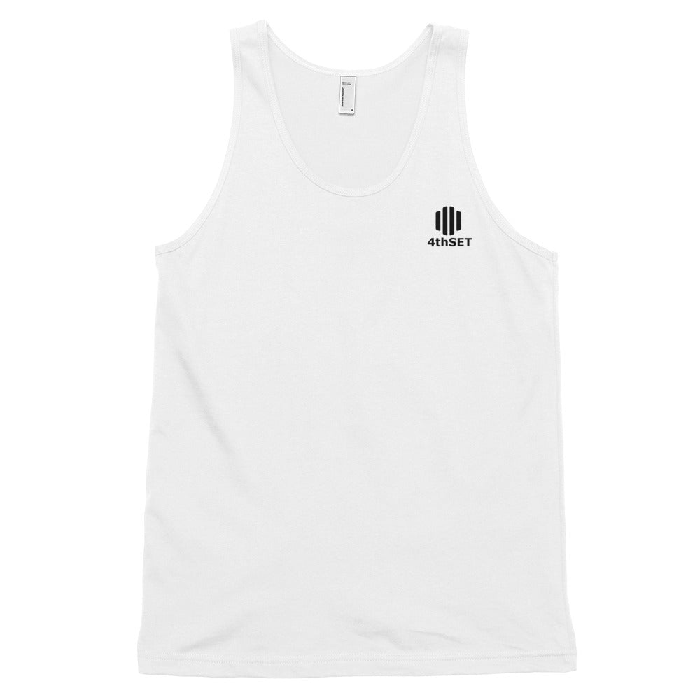 Official Tank <br> <i><small> White </small></i>
