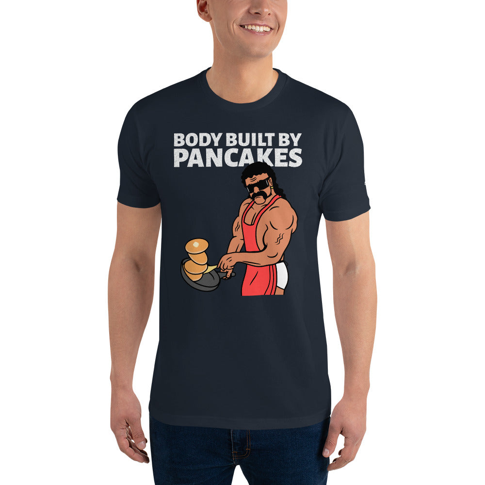 Built By Pancakes <br> <i><small> Navy </small></i>