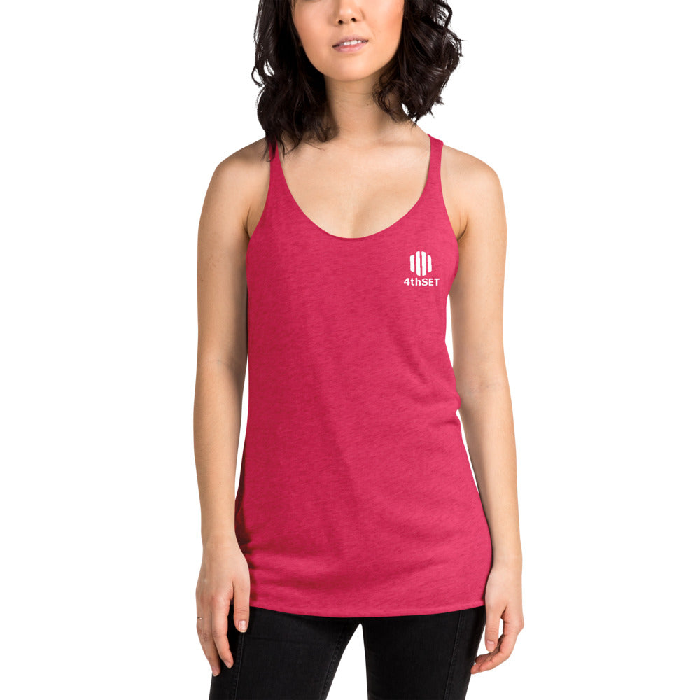 Official Tank <br> <i><small> Pink  </small></i>