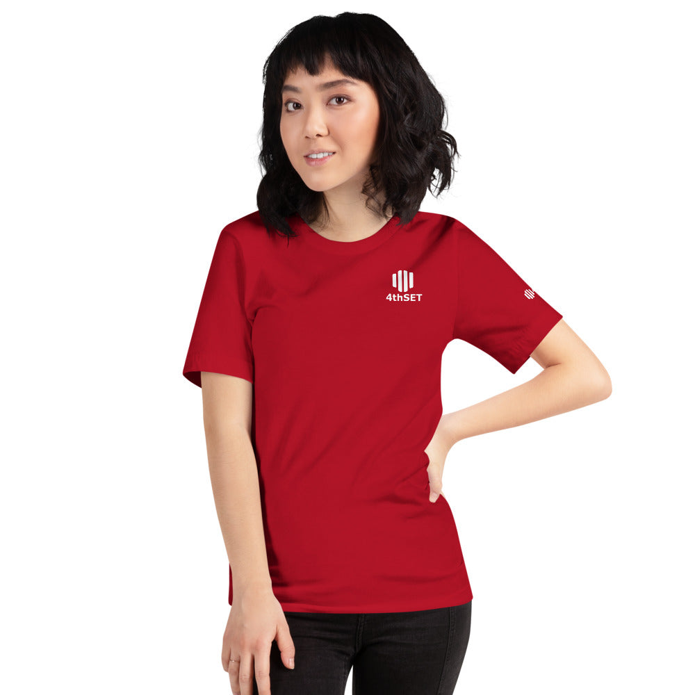 Official Tee <br> <i><small>  Red </small></i>