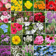 Load image into Gallery viewer, Partial Shade Wildflower Seeds