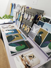 New products by Hansby Design at the Auckland Gift Fair, New Zealand