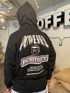 Powered by Positivity Hoodie